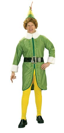 Men's Buddy The Elf Costume