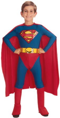 Boy's Superman Costume