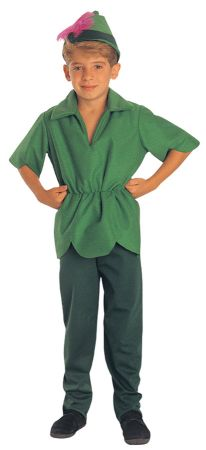 Lost Boy Peter Pan Costume