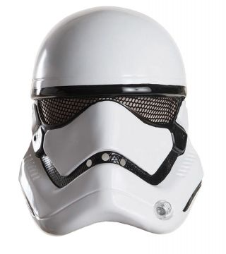 Child's Stormtrooper Mask - Star Wars VII