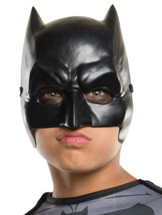 Child's Batman Half Mask - Dawn of Justice