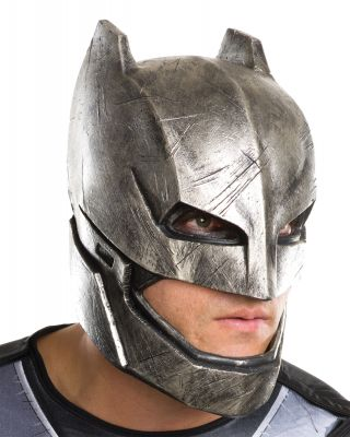 Armored Batman 3/4 Mask - Dawn of Justice