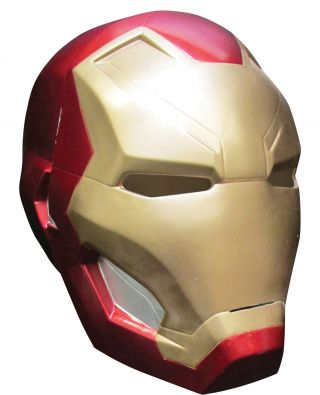 Iron Man 2-Piece Mask