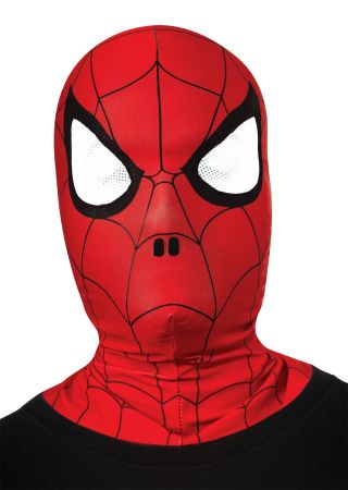 Child's Spider-Man Fabric Mask