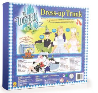 Wizard Of Oz Costume Kit