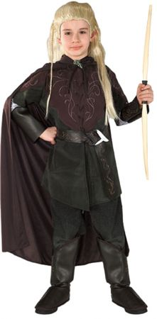 Boy's Legolas Costume - Lord of the Rings