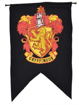 Gryffindor Printed Wall Banner - Harry Potter