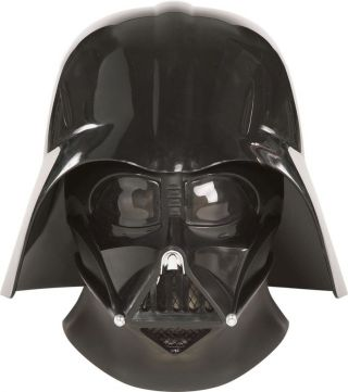 Supreme Edition Darth Vader Mask - Star Wars Classic