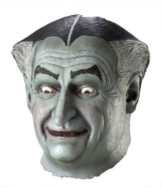 Grandpa Munster Overhead Latex Mask
