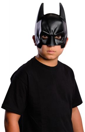 Child's Batman Face Mask