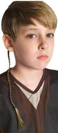 Anakin Skywalker Braid - Star Wars Classic