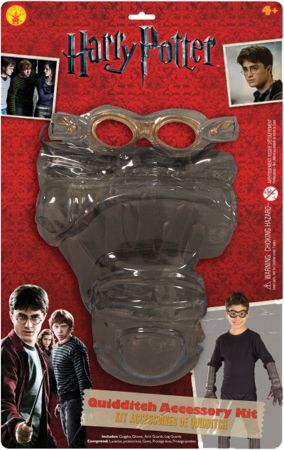 Deluxe Quidditch Accessory Kit - Harry Potter