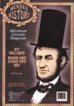 Abe Lincoln - Heroes in History