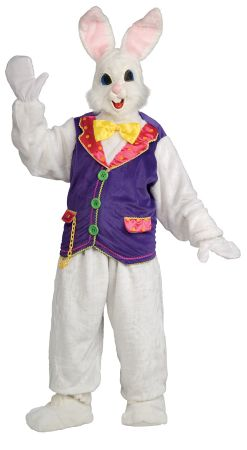 Adult Deluxe Easter Bunny with Vest