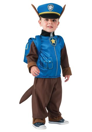 Boy's Chase Costume - PAW Patrol
