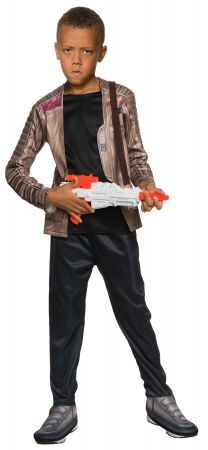 Boy's Deluxe Finn Costume - Star Wars VII
