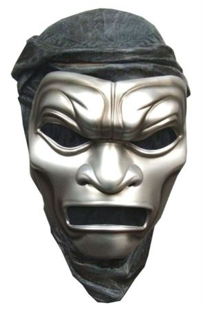 Deluxe Immortal Latex Mask - 300 Movie