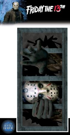 Jason Wall/Window Decal - Friday the 13th