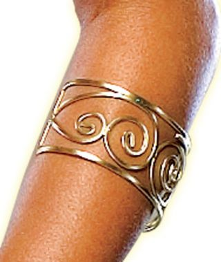 Spartan Queen Arm Cuff - 300 Movie