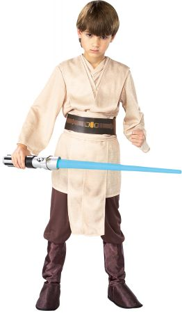 Boy's Deluxe Jedi Knight Costume - Star Wars Classic