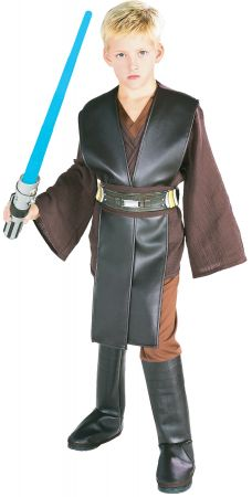 Boy's Deluxe Anakin Skywalker Costume - Star Wars Classic