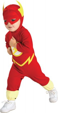 Classic Flash Costume