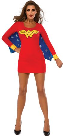 Women's Wonder Woman Wing Dress