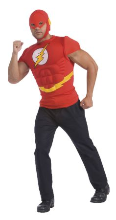 Flash Muscle Chest Shirt