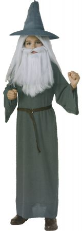 Boy's Gandalf Costume - The Hobbit
