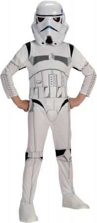 Boy's Stormtrooper Costume - Star Wars Classic