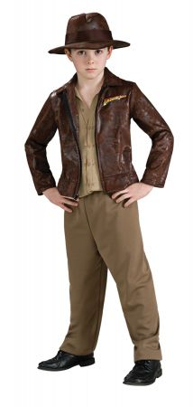 Boy's Deluxe Indiana Jones Costume