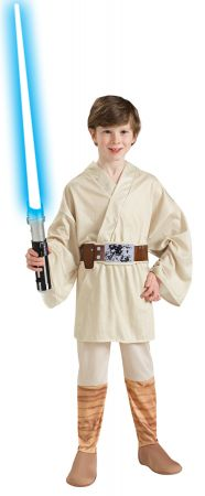 Boy's Luke Skywalker Costume - Star Wars Classic