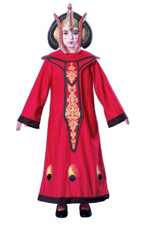 Girl's Queen Amidala Costume - Star Wars Classic
