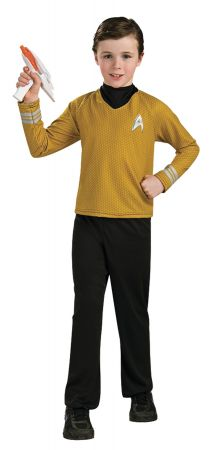 Deluxe Gold Star Trek Shirt
