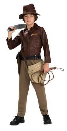 Deluxe Tween Indiana Jones Costume