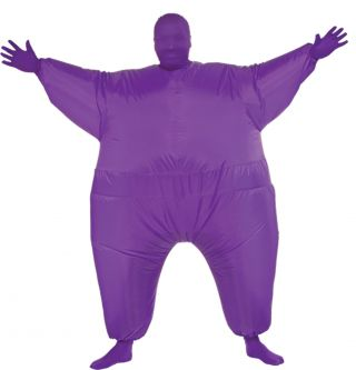 Adult Inflatable Skin Suit