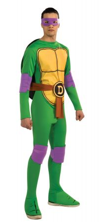 Men's Donatello Costume - Ninja Turtles