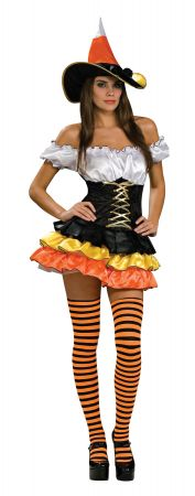 Women's Candy Corn Cutie Costume