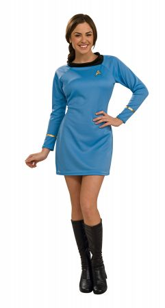 Women's Deluxe Star Trek Dress