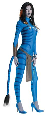 Women's Neytiri Costume - Avatar