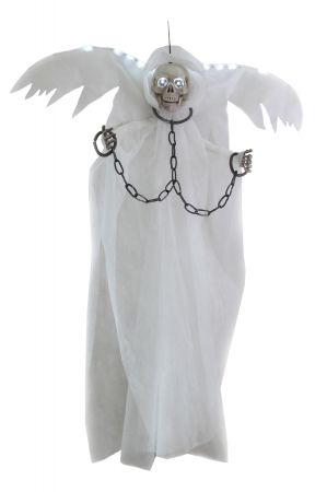 3' Winged Reaper In Chains