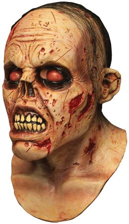 Zombie Lurker Latex Mask