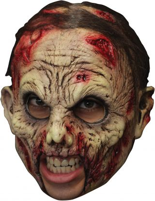 Deluxe Undead Chinless Mask