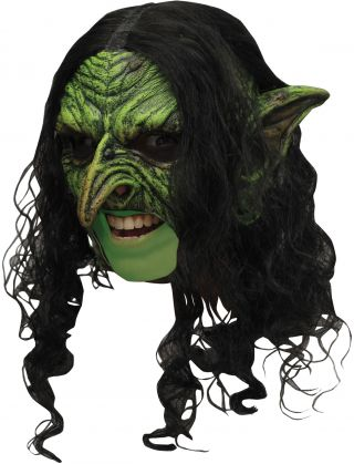 Deluxe Wicked Chinless Mask