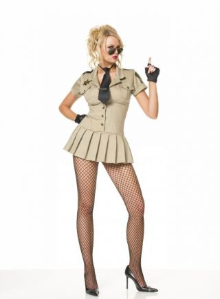 Women's Sheriff Dress