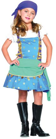Gypsy Princess Costume