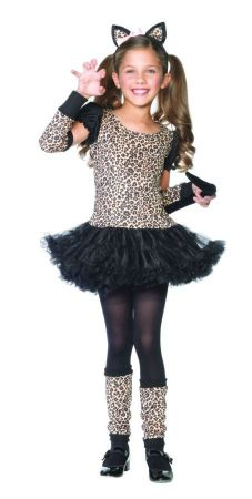 Little Leopard Costume