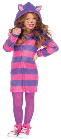 Cozy Cheshire Cat Costume
