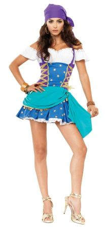 Teen Gypsy Princess Costume