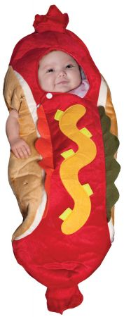 Lil Hot Dog Costume